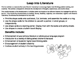 Leap into Literature - Miss Nelson is Missing