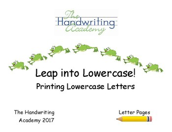 Leap into Lowercase