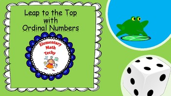Leap to the Top with Ordinal Numbers