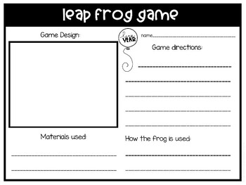 Leapfrog Leap Year Science and STEM