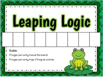 Leaping Logic Puzzle