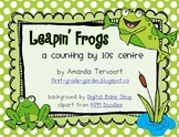 Leapin' Frogs! {Math Centre}