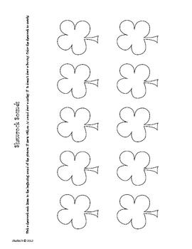 Leapin' Leprechauns! A mini Math and Literacy Unit
