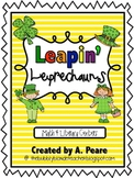 Leapin' Leprechauns Math & Literacy Centers