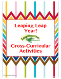 Leaping Leap Year Cross Curricular Activities