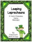 Leaping Leprechaun Verb Charades