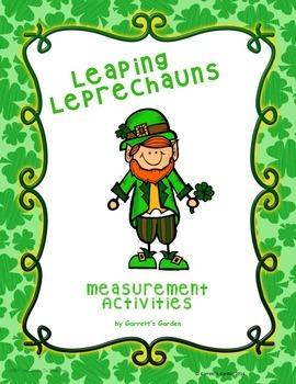 St. Patrick's Day Measurement Activities
