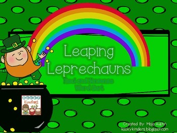 Leaping LeprechaunsReal and NonsenseWord Sort