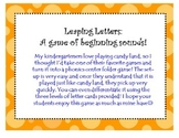 Leaping Letters!