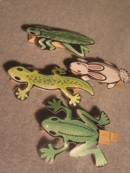 Leaping Lizard and Other Fun Hopping Critters!