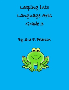 Leaping into Language Arts Grade 3