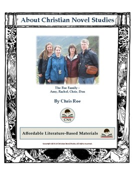 Learn About Christian Novel Studies