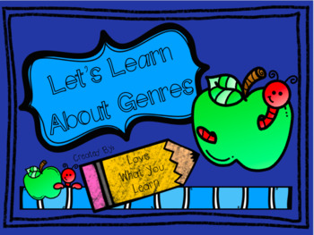 Learn About Genres