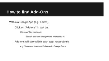 Learn About Google Apps