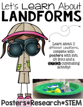 Learn About Landforms