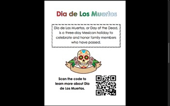 Learn About Mexico QR Center
