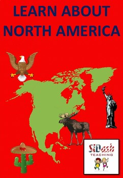 Learn About North America