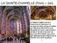 Learn About Paris - Images de Paris - Famous Paris Monuments - Powerpoint