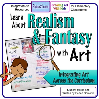 Realism and Fantasy with Art