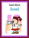 Learn About Sound Thematic Unit