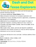 Learn About Texas Explorers with Dash and Dot