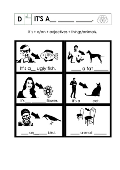 Learn Adjectives - English
