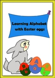 Learn Alphabet with Easter Eggs