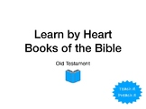 Learn By Heart Books of the Bible: Old Testament