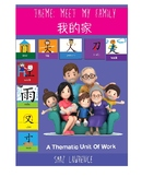 Learn Chinese: Meet My Family