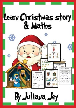 Learn Christmas Story and Math