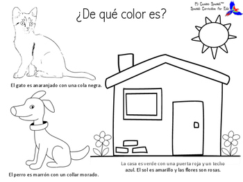 Learn Colors & Shapes in Spanish!