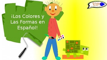 Learn Colors & Shapes in Spanish!  (Presentation with Q&A)