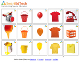 Learn Colors - SmartEdTech Communication Cards