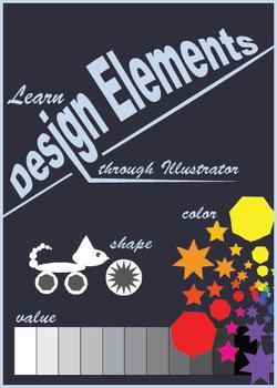 Learn Design Elements Through Illustrator Lesson plan