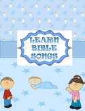 Learn Easy To Sing Along Bible Songs