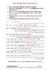 A1.01 - Vocabulary Human Body