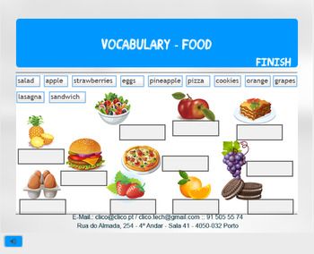 Learn English by Funny Way - Food Vocabulary