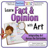 Fact and Opinion with Art