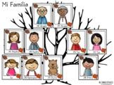 Learn Family Members in Spanish! (Family Tree Activity)