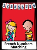 Learn French - Number Matching