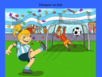 Learn French Vocab: Sports - Picture Perfect Language Learning