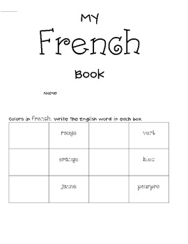 Learn French for Older Students
