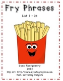 Learn Fry Phrases with the Fry Guy
