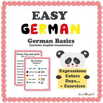 Easy German - The Basics