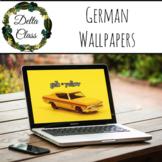 Learn German! - desktop wallpaper words