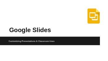 Learn Google Slides