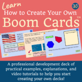 Learn How to Create Boom Cards™ - A Boom Card Tutorial Dec