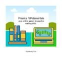 Phonics FUNdamentals plus Online Games to Practice Reading Skills