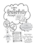 Learn How to Accept NO Gracefully