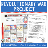 Revolutionary War Project